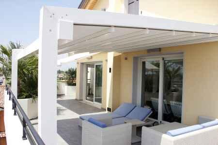 Ejemplos de sistemas de protección solar