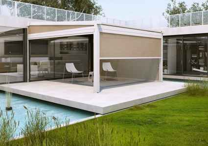 Estructura para aprovechamiento de espacios